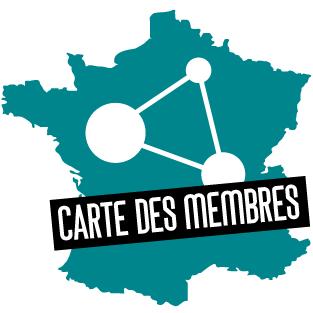 Pictogramme représentant la carte des membres